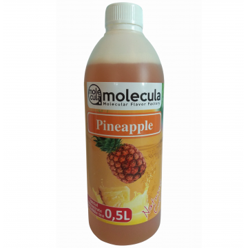 Syrop do Bubble Tea 0.5l koncentrat sok ananas