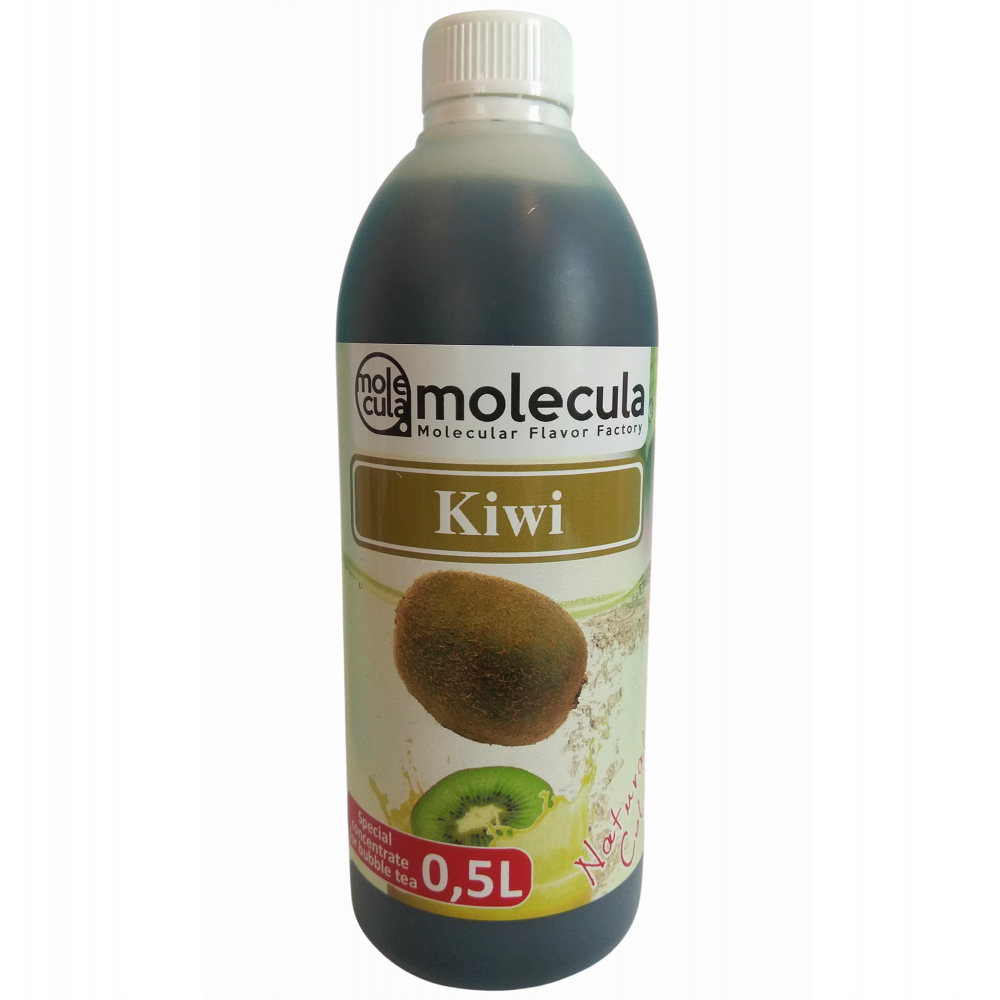 Syrop do Bubble Tea 0.5l koncentrat sok kiwi
